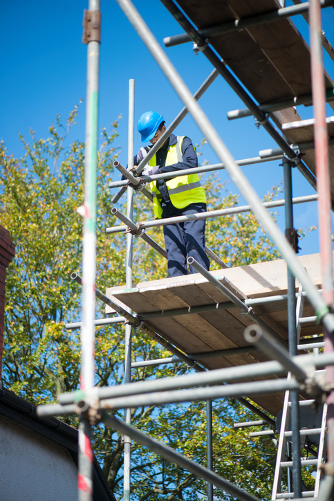 Industrial Scaffolding Bracknell